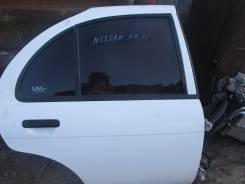 Дверь боковая. Nissan Pulsar, FN15 Двигатель GA15DE