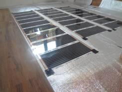 Любые напольные покрытия, подвесные потолки