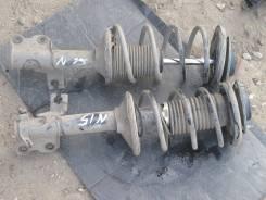 Амортизатор. Nissan Pulsar, FN15 Двигатель GA15DE