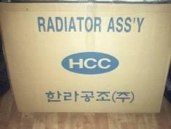 Радиатор охлаждения двигателя. Hyundai Elantra Hyundai Avante, HD Hyundai i30