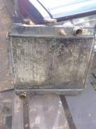 Радиатор охлаждения двигателя. ГАЗ Волга Двигатель 402