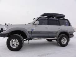 RV INNO RIDE Trunk 440 с креплениями (2000x950x351). Под заказ