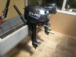 Sea-Pro. 5,00л.с., 4-тактный, бензиновый, нога S (381 мм), Год: 2014 год. Под заказ