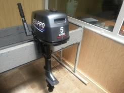 Sea-Pro. 5,00л.с., 2-тактный, бензиновый, нога S (381 мм), Год: 2014 год