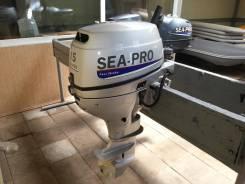 Sea-Pro. 15,00л.с., 4-тактный, бензиновый, нога S (381 мм), Год: 2014 год