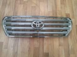 Решетка радиатора. Toyota Land Cruiser, UZJ200 Двигатель H