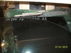 Стекло боковое. Toyota Allex, NZE121