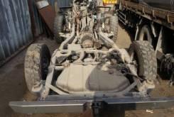Рама. Nissan Safari, WYY61 Двигатель RD28T