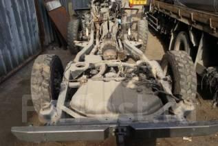 Рама. Nissan Safari, WYY61 Двигатели: RD28T, RD28TI