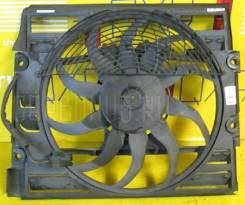 Вентилятор радиатора кондиционера. BMW 7-Series, E38 Двигатели: M52, M60, M62, M73