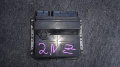 Блок управления двс. Toyota Vitz, NCP95 Toyota Belta, NCP96 Двигатель 2NZFE