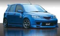 Накладка на фару. Mazda Demio, DY3R, DY5R