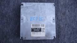 Блок управления двс. Toyota Opa, ZCT15 Двигатели: 1ZZFE, 1ZZ