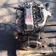 Двигатель в сборе. Nissan Atlas Двигатель BD30