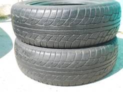 Dunlop Grandtrek ST1. Всесезонные, износ: 50%, 2 шт