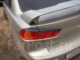 Накладка на фару. Mitsubishi Lancer, CY1A