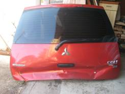 Дверь багажника. Mitsubishi Colt