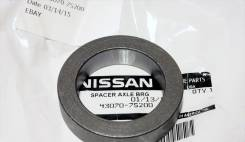 Втулка ступицы. Nissan Xterra, N50 Nissan Frontier Nissan Titan, A60 Nissan Navara, D40, D40M Двигатели: VQ40DE, VK56DE