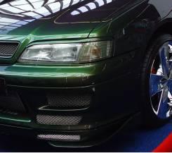 Накладка на фару. Nissan Primera, HNP11