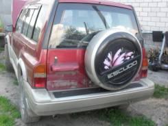 Колпак запасного колеса. Suzuki Escudo, TD11W