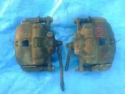 Суппорт тормозной. Nissan Cube, AZ10, ANZ10, Z10, 10