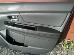 Обшивка двери. Subaru Impreza XV, GH7 Двигатель EJ20
