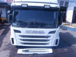 Кабина. Scania G