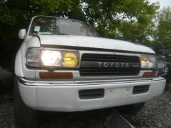 Toyota Land Cruiser. HDJ81V, 1HD T