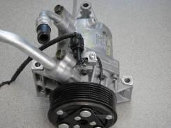 Компрессор кондиционера. Nissan Micra, K13K Двигатель HR15DE