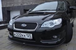 Губа. Subaru Legacy, BPE, BP5, BP9, BL Subaru Legacy B4 Двигатели: EZ30, EZ30F, EJ20, EZ30D, EJ253, EJ25. Под заказ