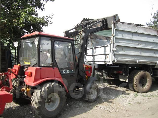 Трактор - МТЗ 82.1, 2016 - Тракторы и сельхозтехника в.