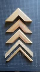 Изготовление деревянного багета