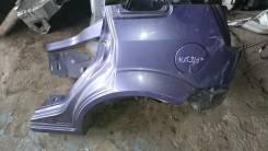 Крыло. Ford Fiesta Двигатели: DURATEC, FXJA, FXJB, FYJA, FYJB