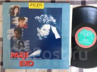 NEW WAVE! Сборник Французских Исполнителей - Paris E-XO - JP LP 1986