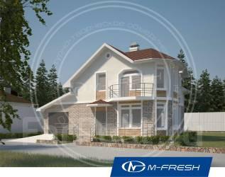 M-fresh Window Magic-зеркальный. 100-200 кв. м., 2 этажа, 5 комнат, бетон