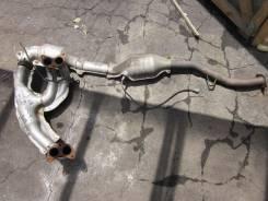 Приемная труба глушителя. Subaru Outback, BP9 Двигатель EJ25