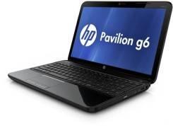 "HP Pavilion g6-2318sr. 15.6"", 1,9ГГц, ОЗУ 6144 МБ, диск 500 Гб, WiFi, Bluetooth, аккумулятор на 3 ч."