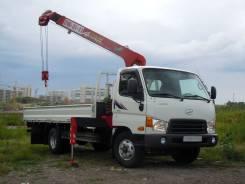 Hyundai HD72. (мех. ТНВД), 3 907 куб. см., 4 500 кг.