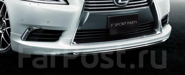 Обвес кузова аэродинамический. Lexus LS460. Под заказ