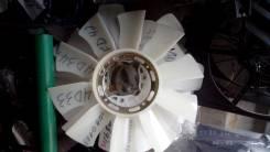 Вентилятор охлаждения радиатора. Mitsubishi Canter Двигатели: 4D33, 4D32, 4D34T