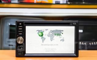 Автомагнитола. GPS/DVD/3-USB/SD/10 полосный эквалайзер. Новинка 2017