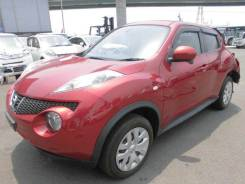 Nissan Juke. YF15