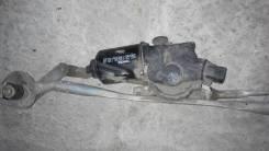 Мотор стеклоочистителя. Toyota Allex, NZE121 Двигатель 1NZFE