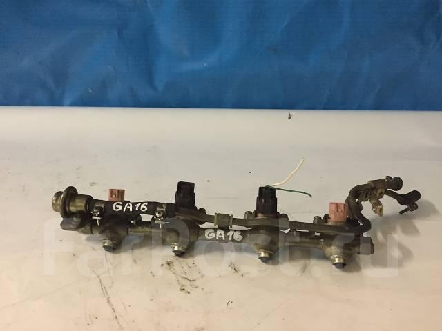 Топливная рейка. Nissan Pulsar, EN14 Двигатели: GA16DE, GA16VE