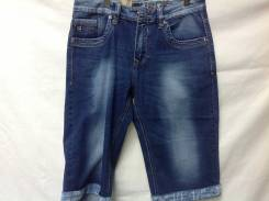 Шорты джинсовые. 50, 52