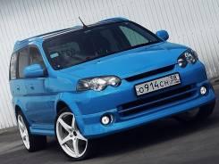 Обвес кузова аэродинамический. Honda HR-V