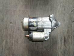 Стартер. Mitsubishi Pajero iO, H76W Двигатель 4G93