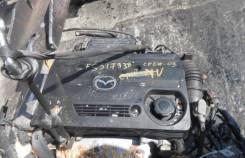 Двигатель в сборе. Mazda Premacy, CPEW Двигатели: FSZE, FSDE, FS