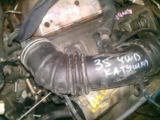 Патрубок воздухозаборника. Toyota Ipsum, SXM15G, SXM15 Двигатель 3SFE