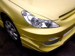 Накладка на фару. Peugeot 307